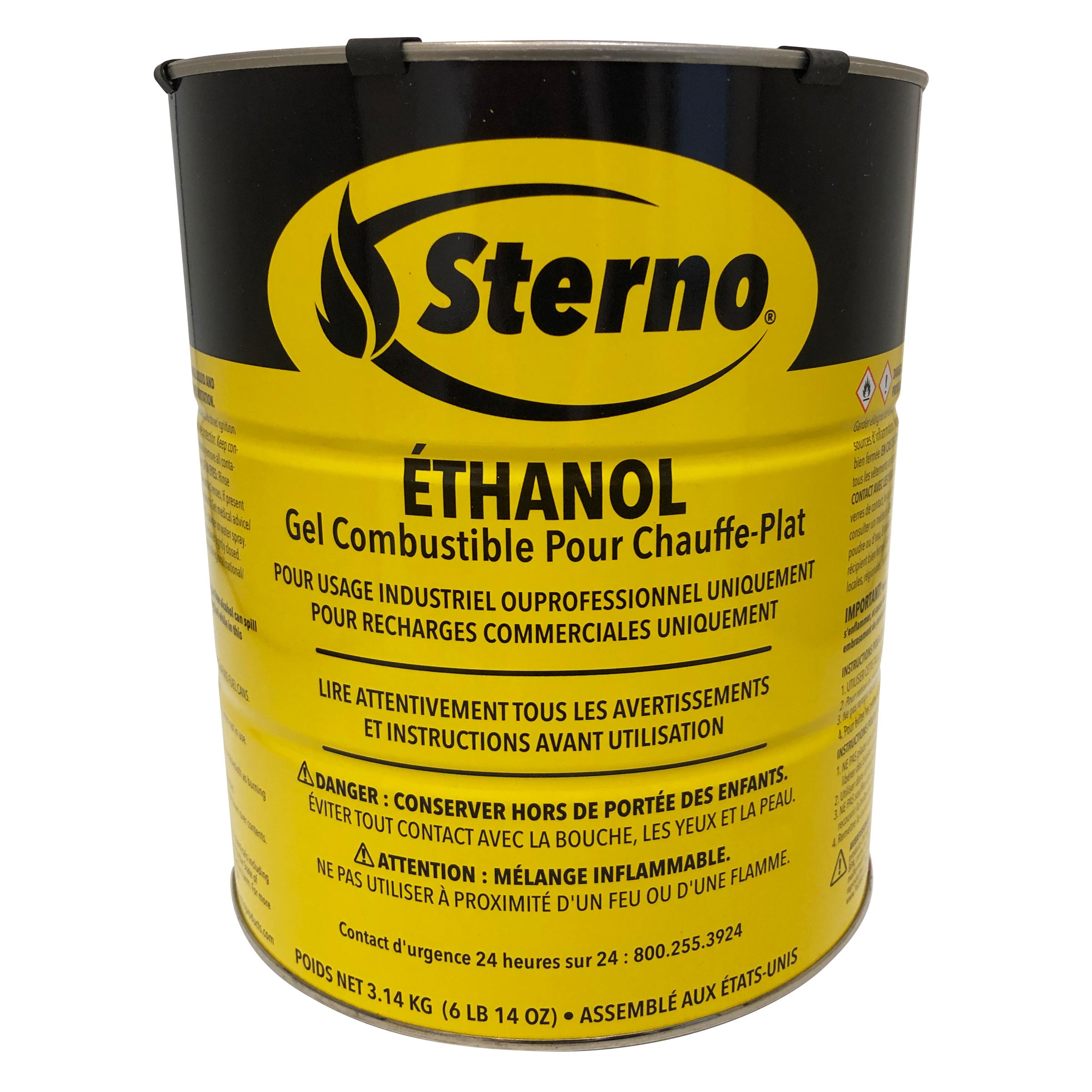Sterno 20266 ethanol chafing dish gel