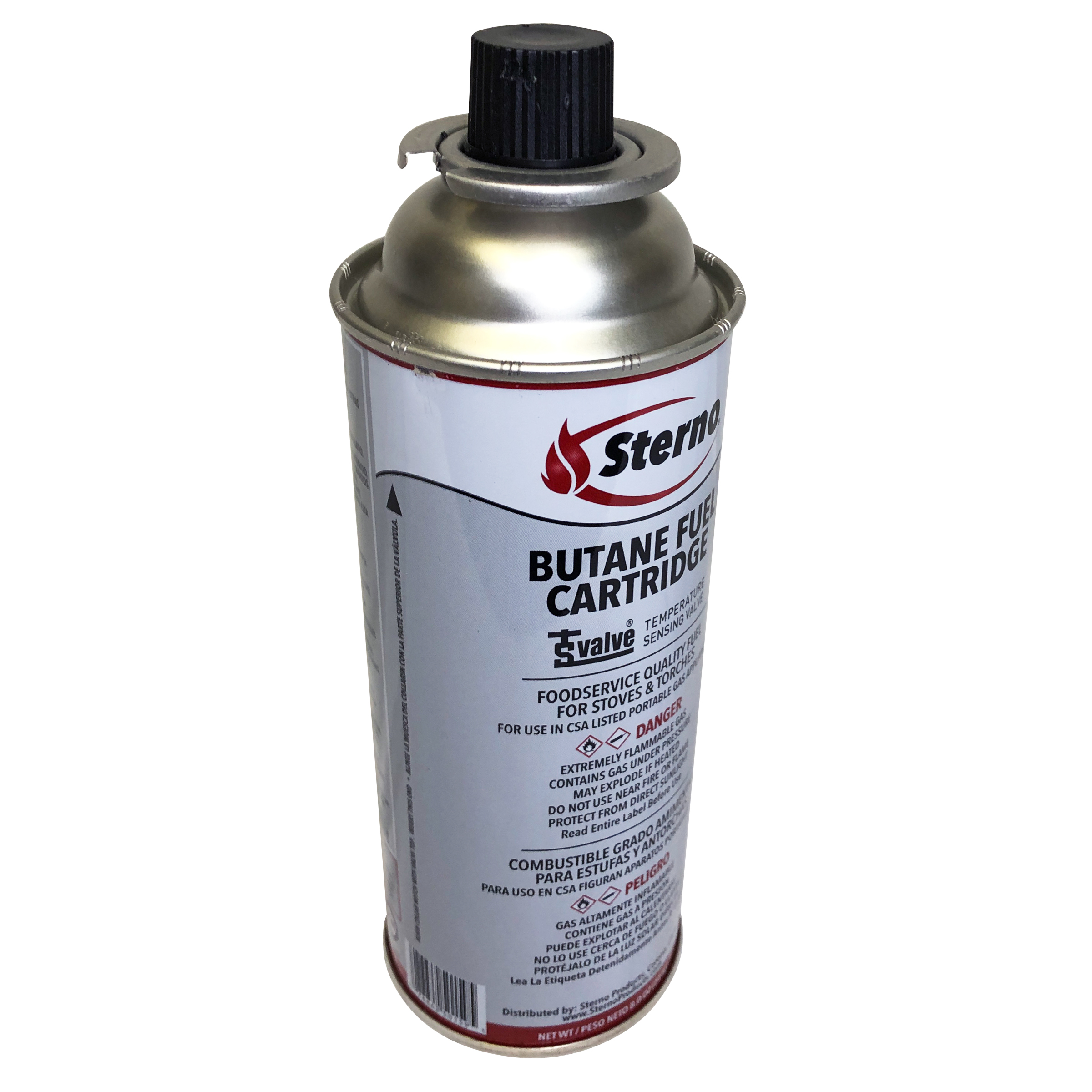 Sterno 50162 butane fuel