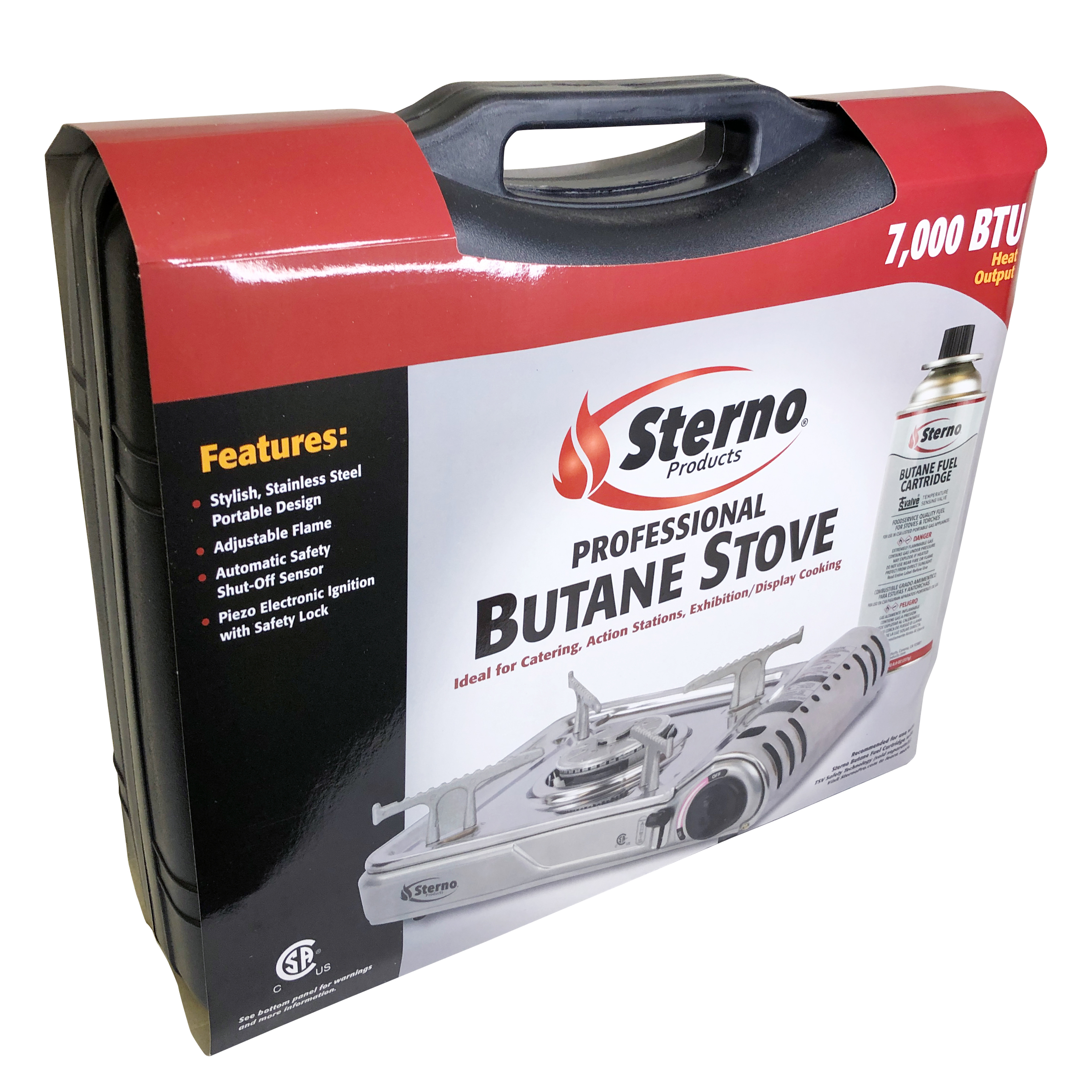 Sterno 50178 butane appliances