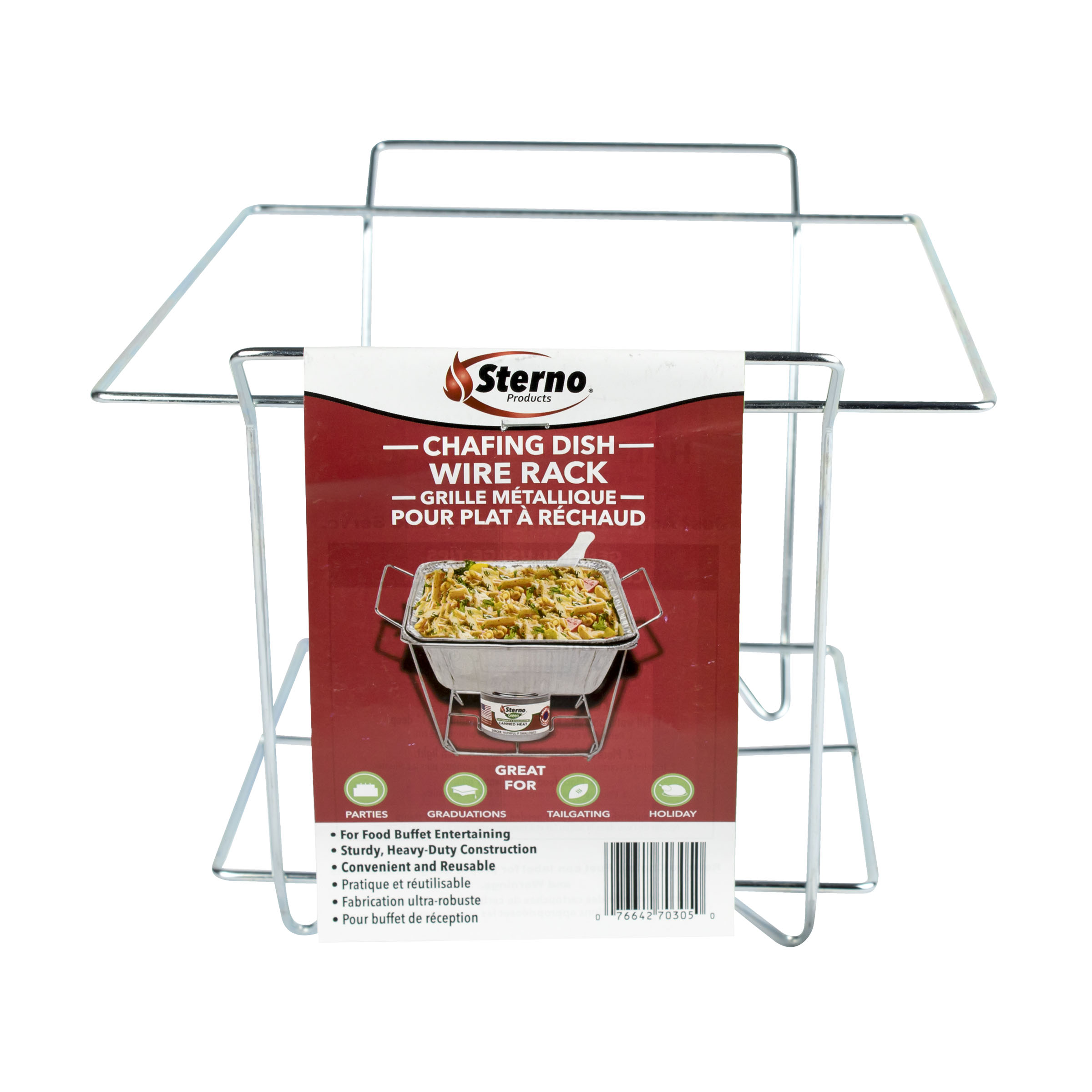 Sterno 70306 chafers & accessories