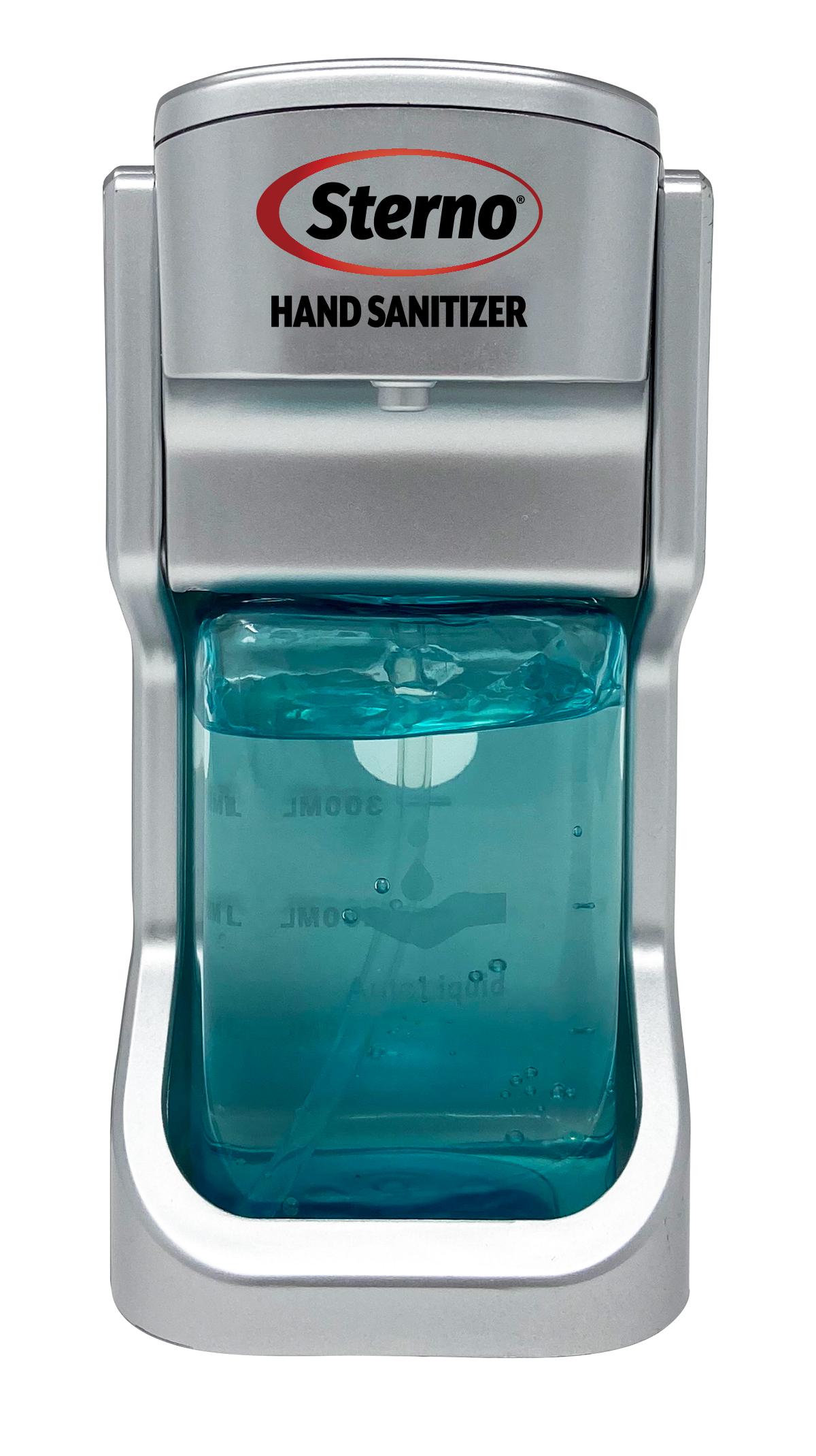 Sterno 70424 hand sanitizer dispenser
