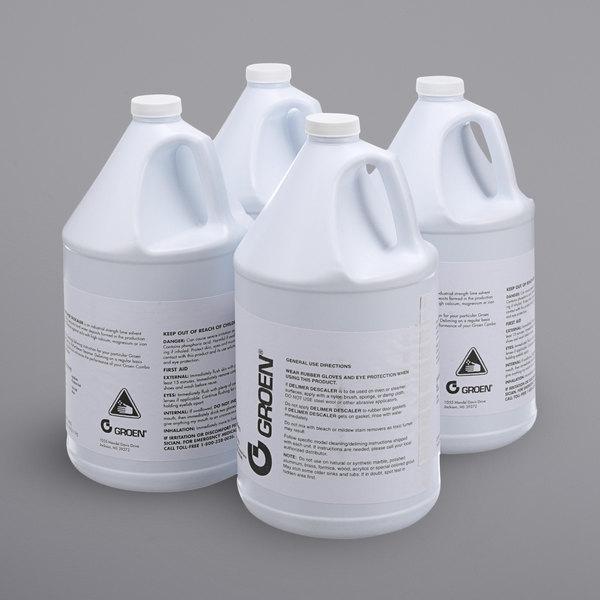 Groen 114800 chemicals: descaler / delimer