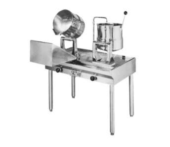 Groen 135459 steam kettle