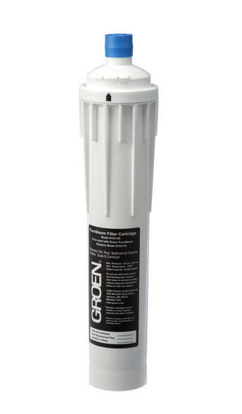 Groen 153120 water filter system, cartridge