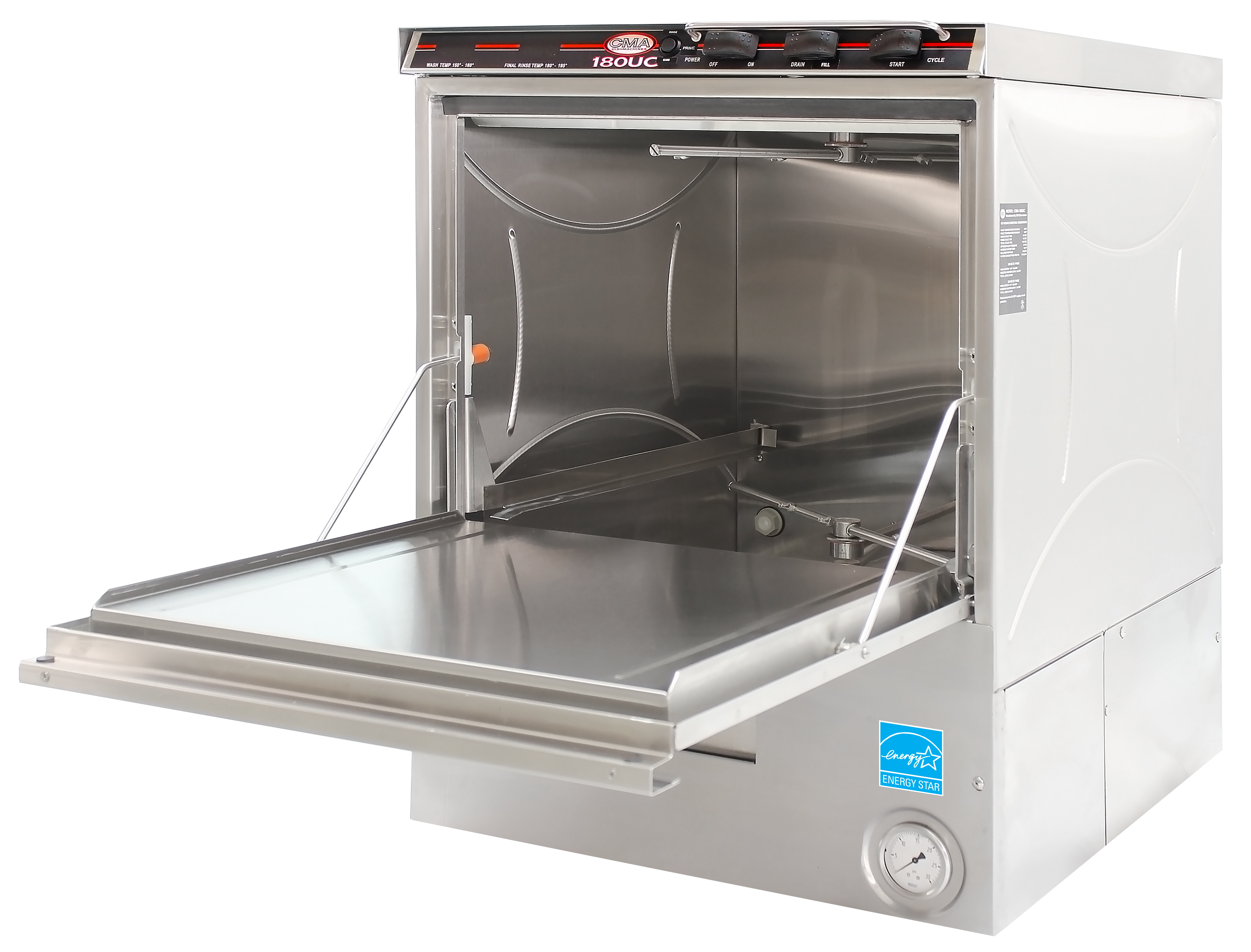 CMA Dishmachines 180C dishwasher, door type