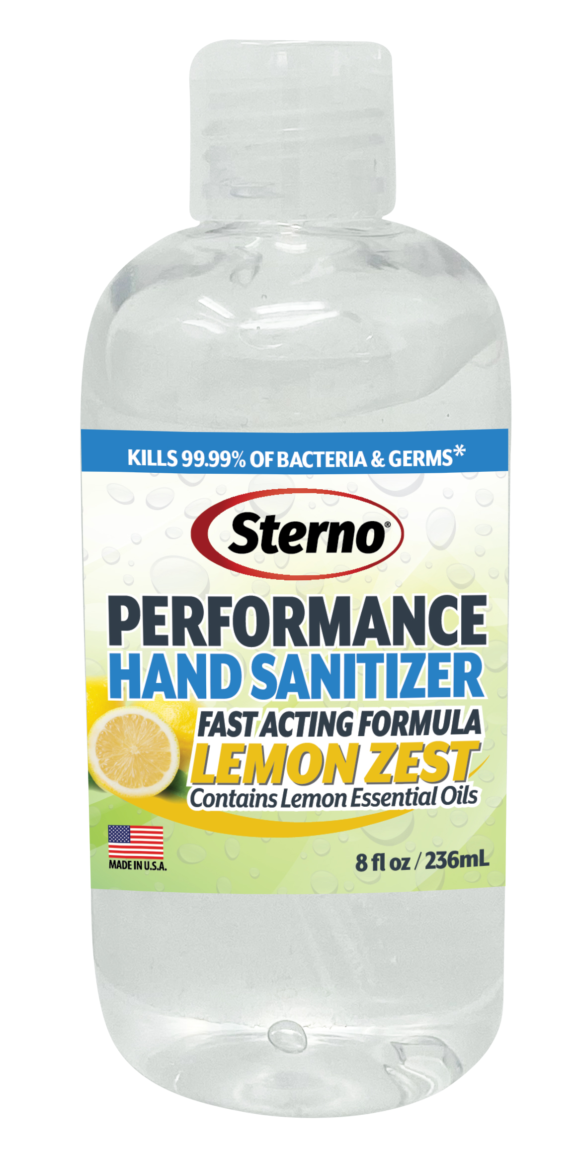 Sterno 20790 hand sanitizer