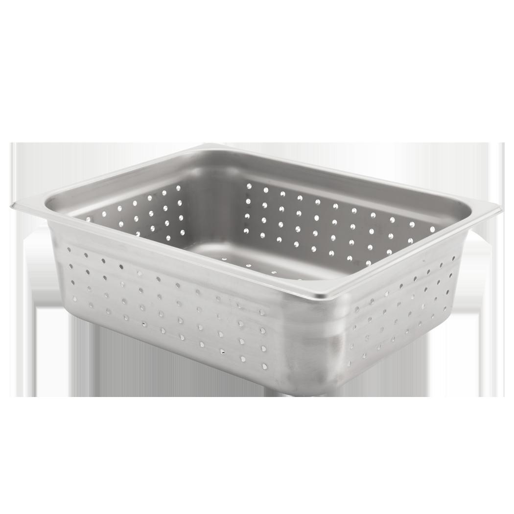 Browne Foodservice 21214 steam pans & inserts - steam pans 22g
