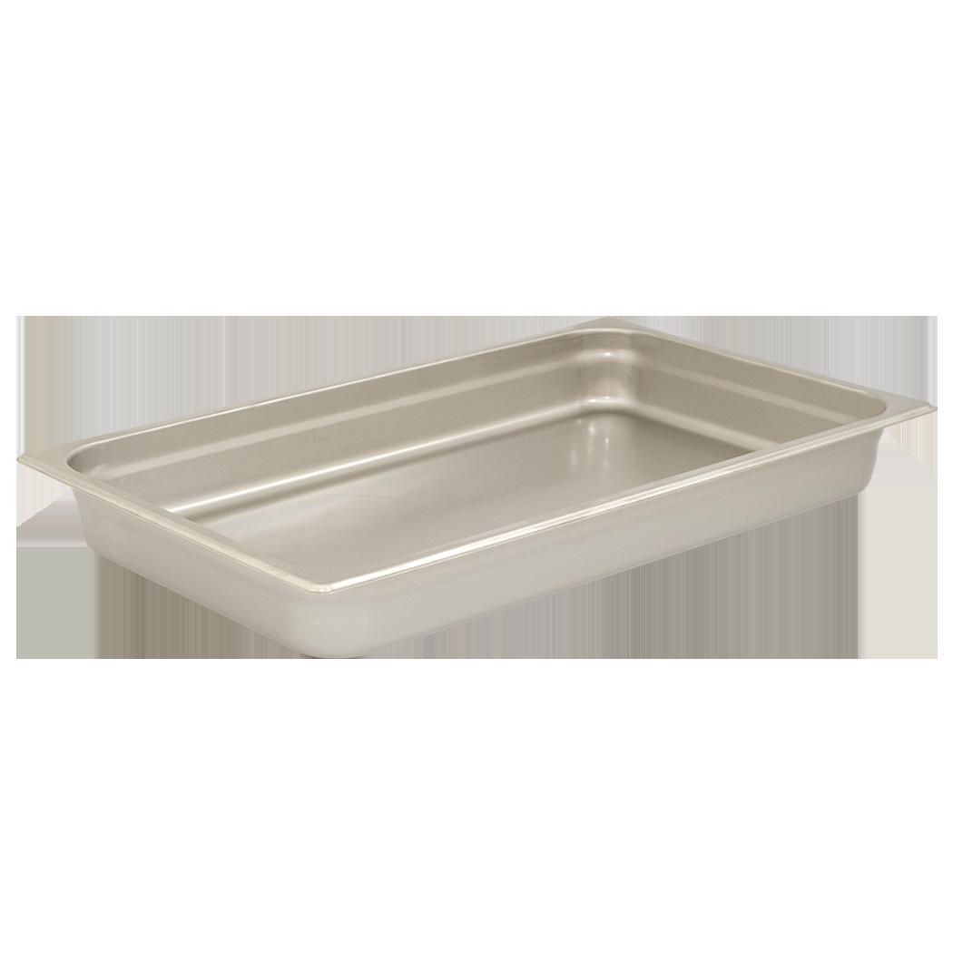 Browne Foodservice 22002 steam pans & inserts - steam pans 22g