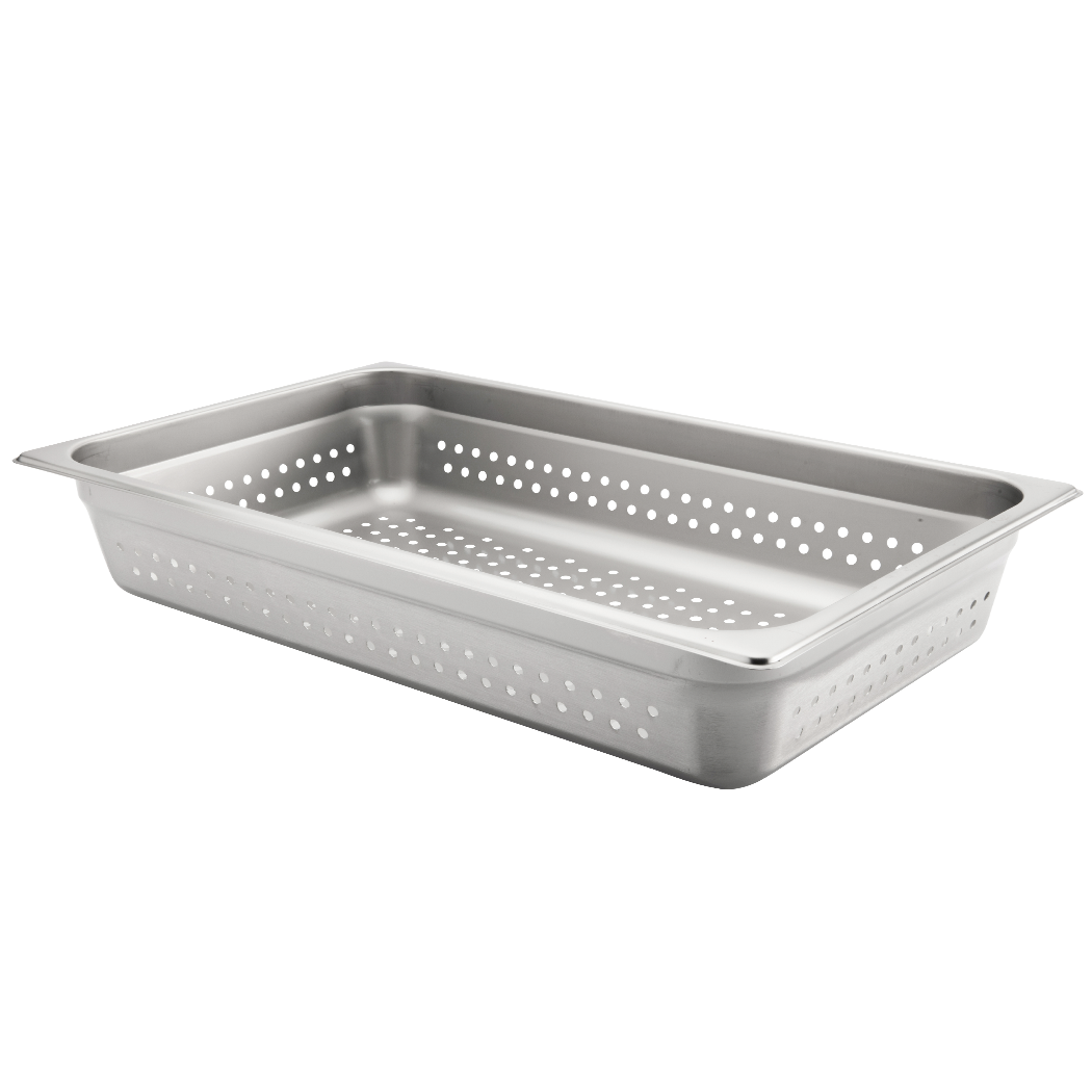 Browne Foodservice 22114 steam pans & inserts - steam pans 22g