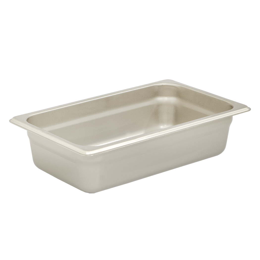 Browne Foodservice 22142 steam pans & inserts - steam pans 22g