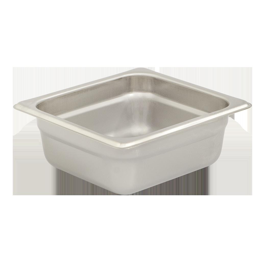 Browne Foodservice 22162 steam pans & inserts - steam pans 22g