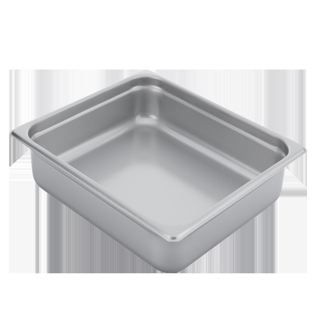Browne Foodservice 22234 steam pans & inserts - steam pans 22g