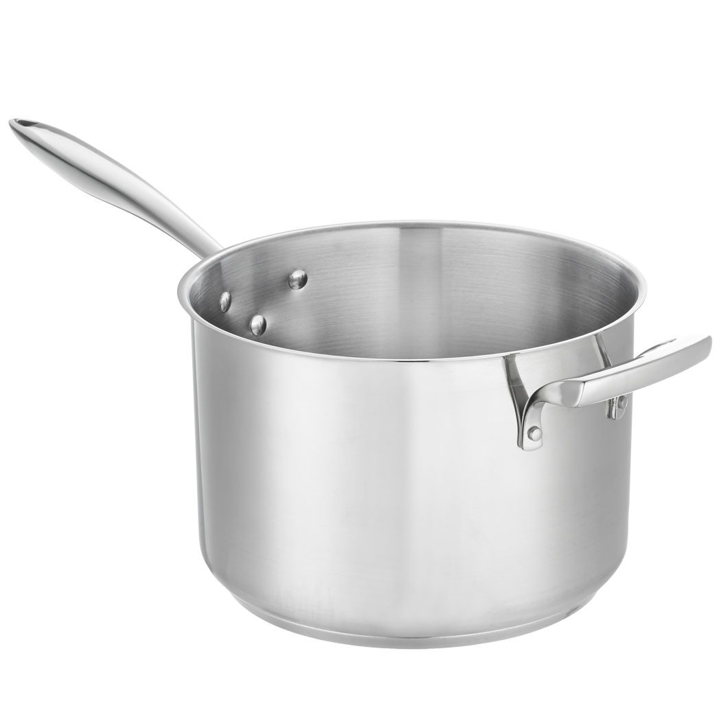 Browne Foodservice 5724040 cookware - thermalloy stainless