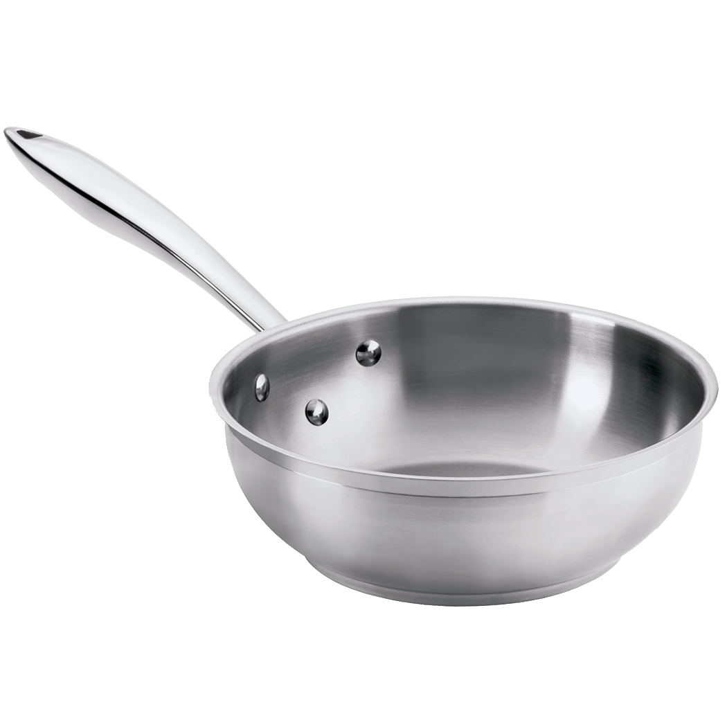 Browne Foodservice 5724042 cookware - thermalloy stainless