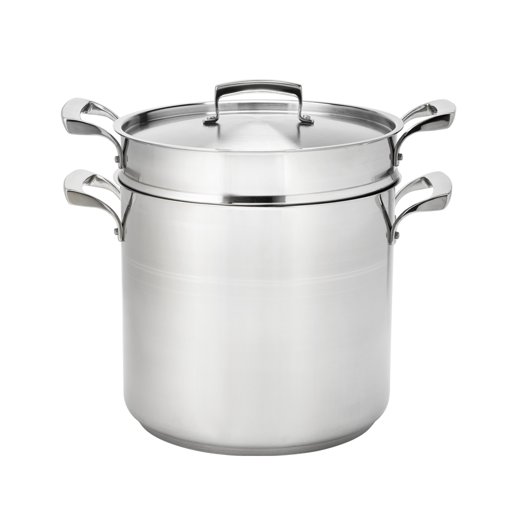 Browne Foodservice 5724076 cookware - thermalloy stainless