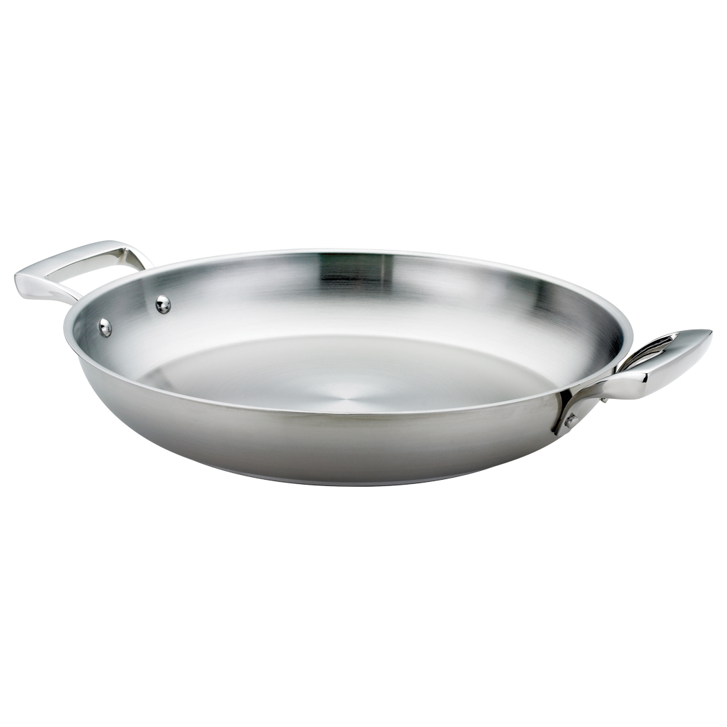 Browne Foodservice 5724174 cookware - thermalloy stainless