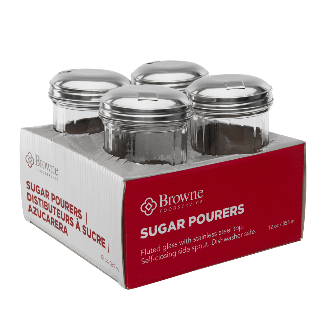 Browne Foodservice 575228 tabletop accessories - shakers & pourers
