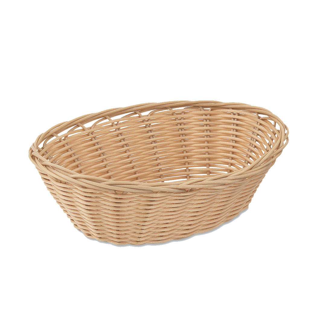 Browne Foodservice 575443 tabletop accessories - baskets, plastic / poly