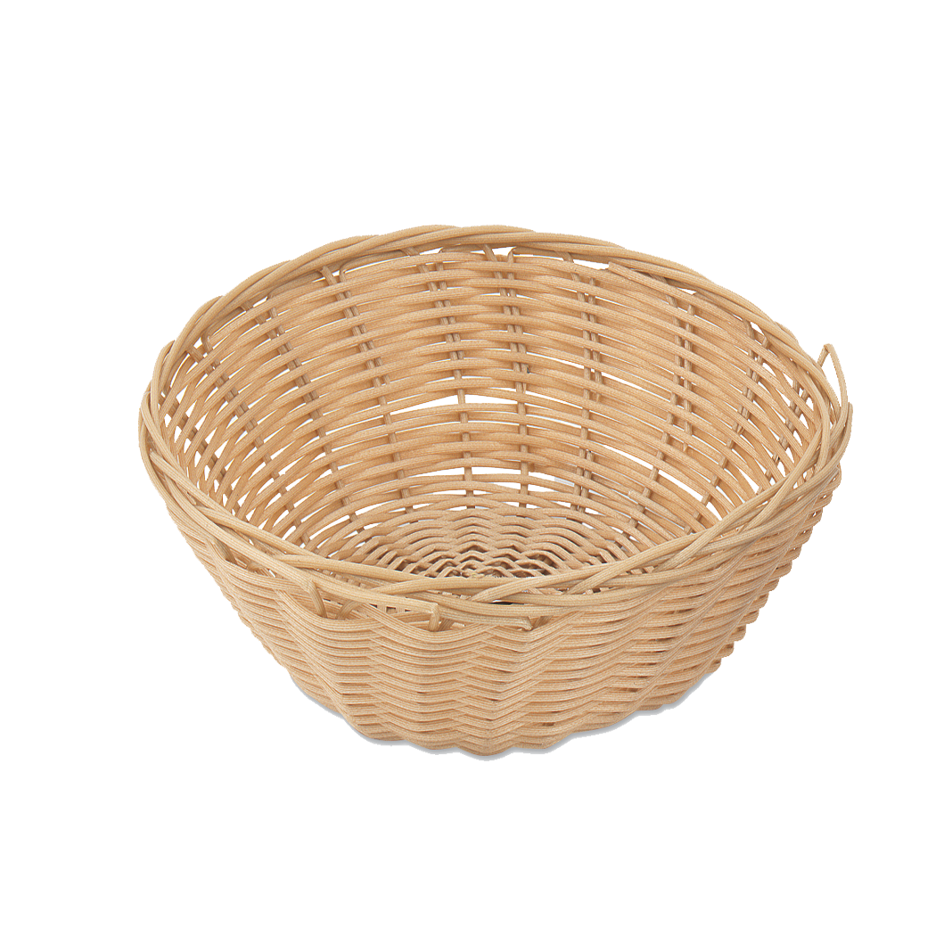 Browne Foodservice 575444 tabletop accessories - baskets, plastic / poly