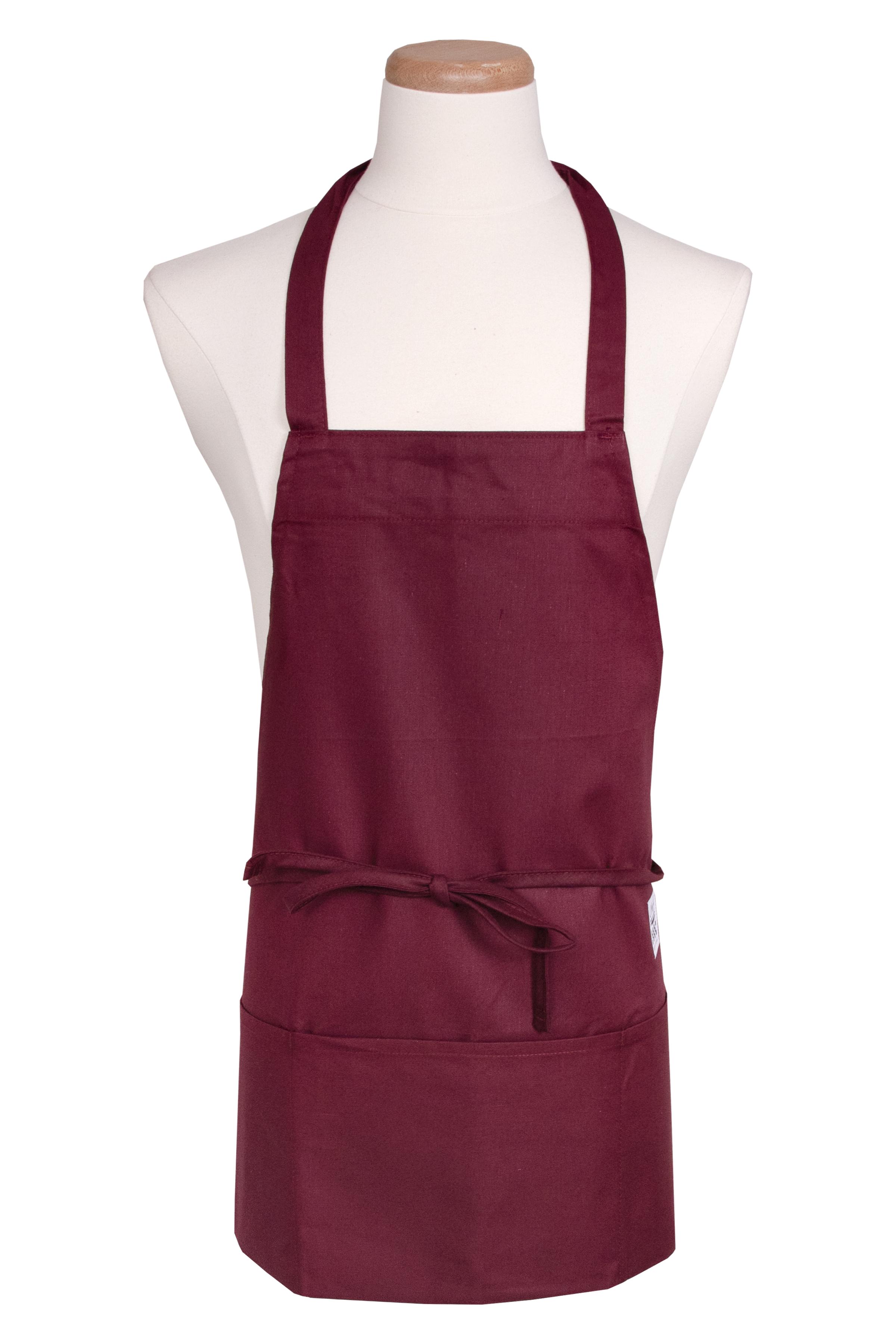 Chef Revival 602BAFH-BG bib apron