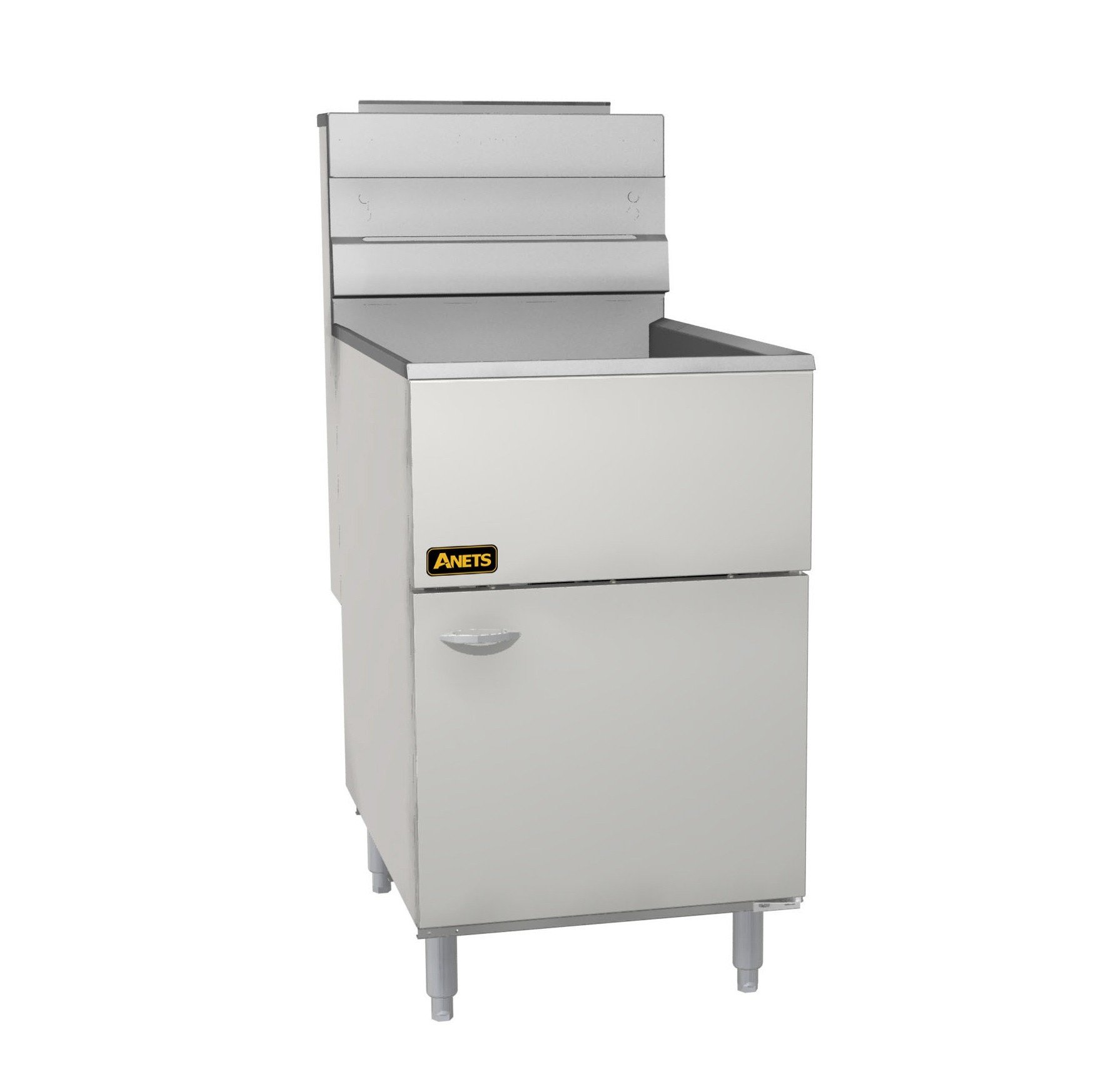 ANETS 70AS silver fryer series