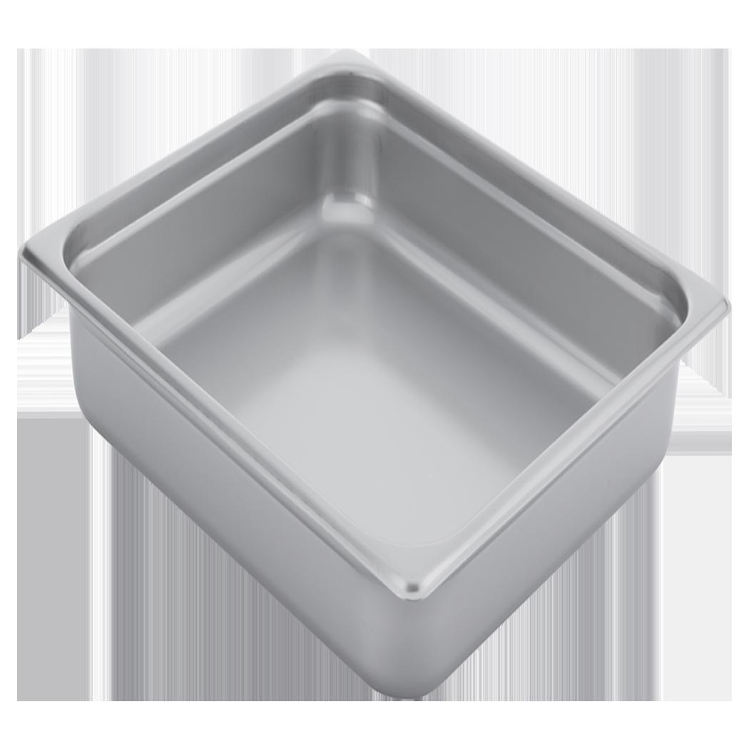 Browne Foodservice 88236 steam pans & inserts - steam pans 24g