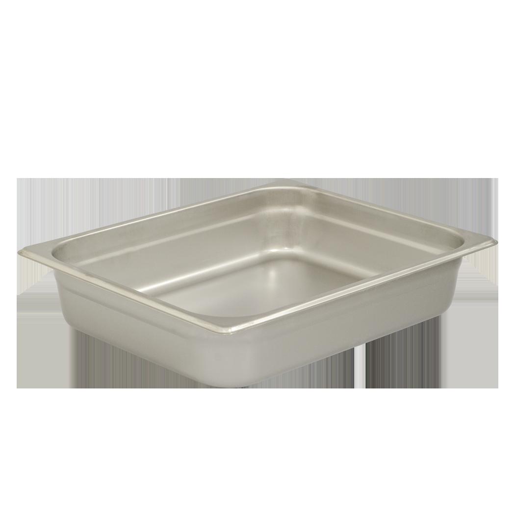 Browne Foodservice 98122 steam pans & inserts - steam pans 25g