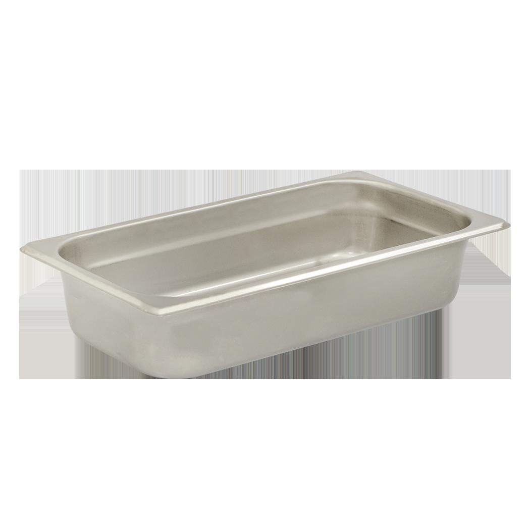Browne Foodservice 98132 steam pans & inserts - steam pans 25g