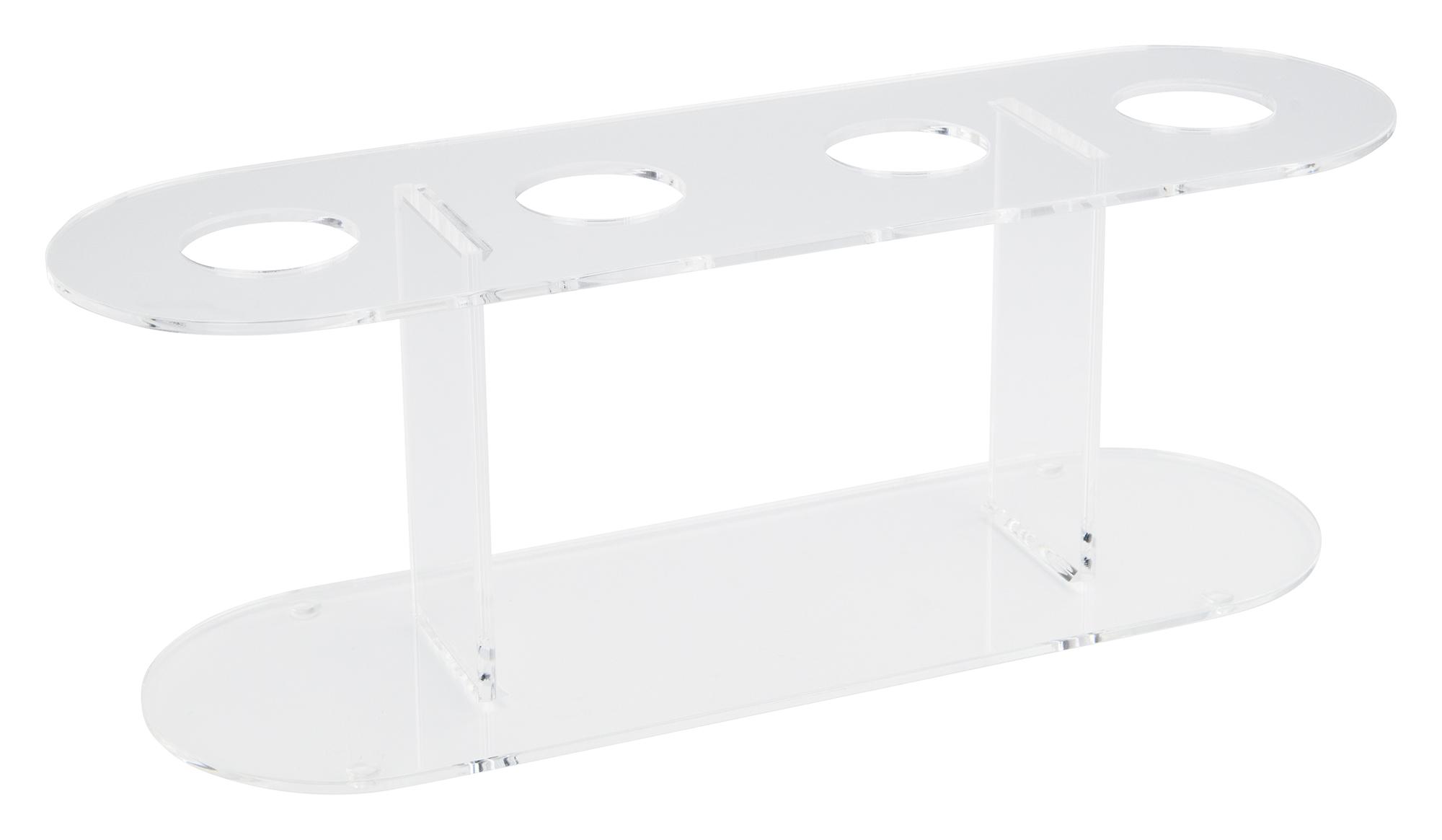 Winco ACN-4 acrylic displays