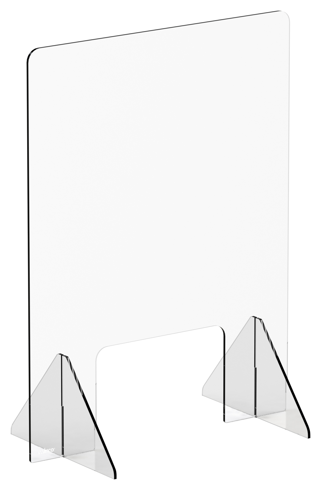 Winco ACSS-2432W clear safety shield