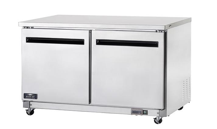 Arctic Air AUC60F 2 door undercounter freezer