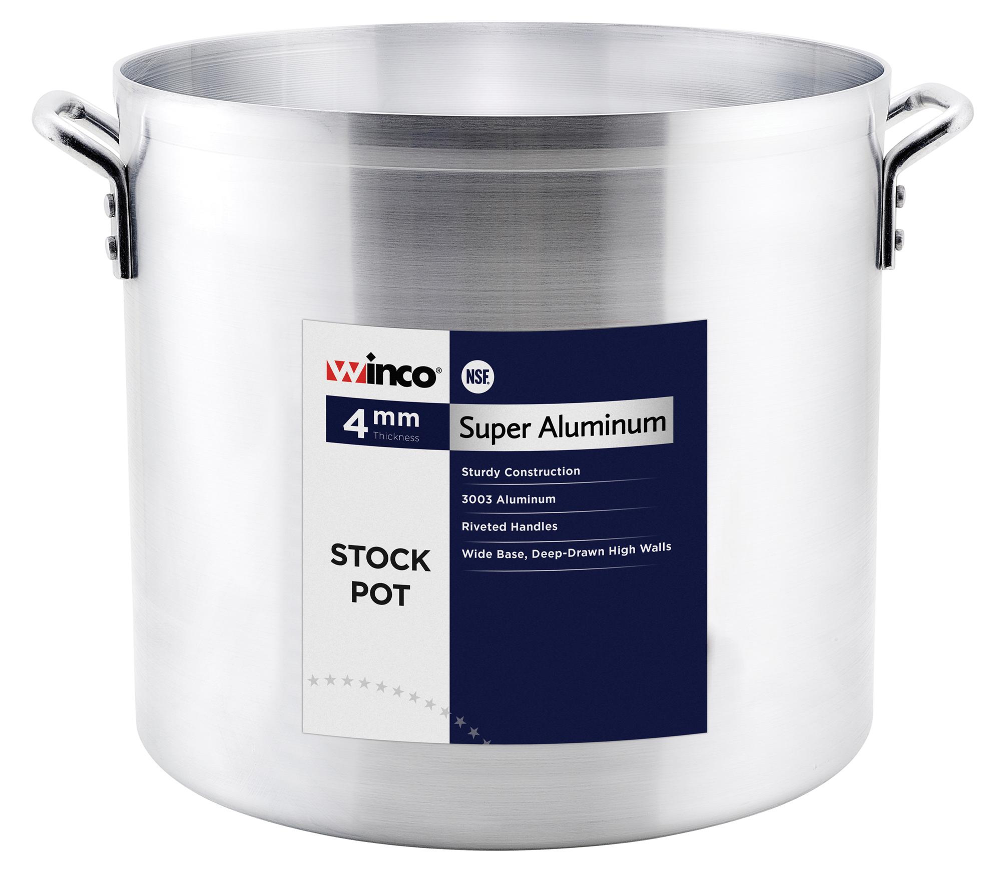 Winco AXS-100 stock pot