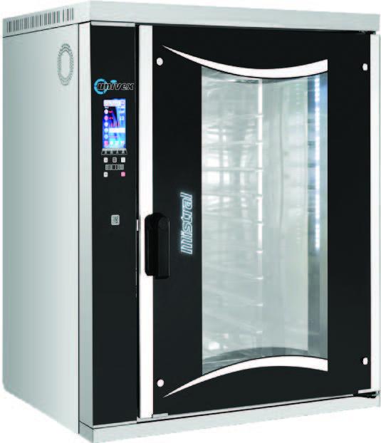 Univex B10TT convection oven, electric
