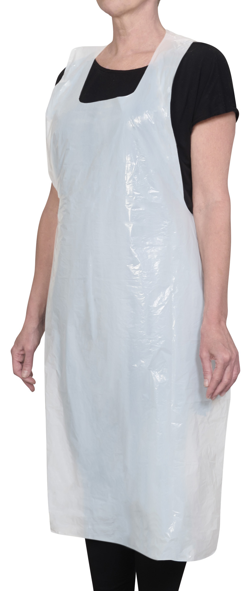 Winco BADP-2846 plastic apron