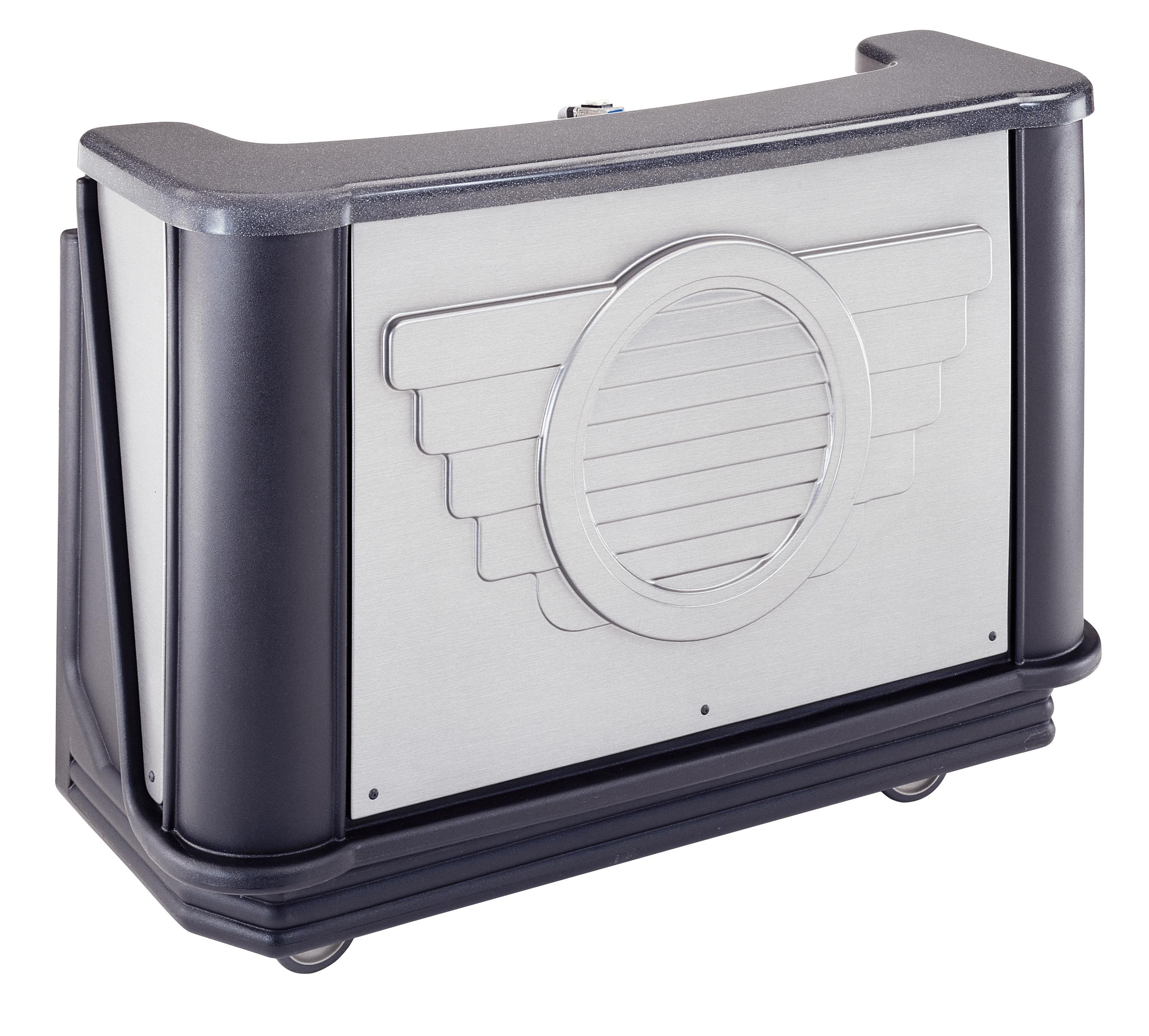 Cambro BAR650DSPMT2667 portable bar
