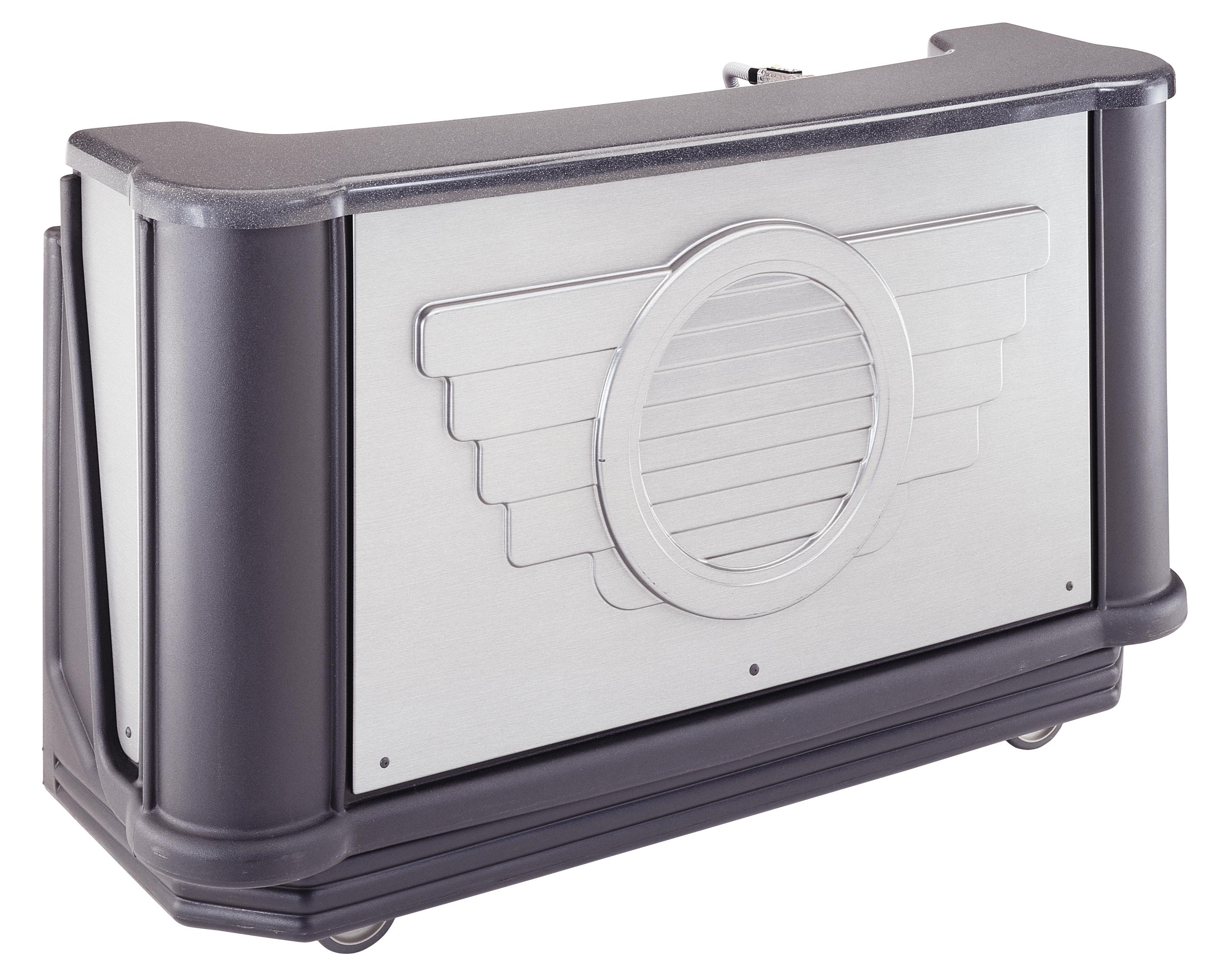Cambro BAR730DSPMT2667 portable bar