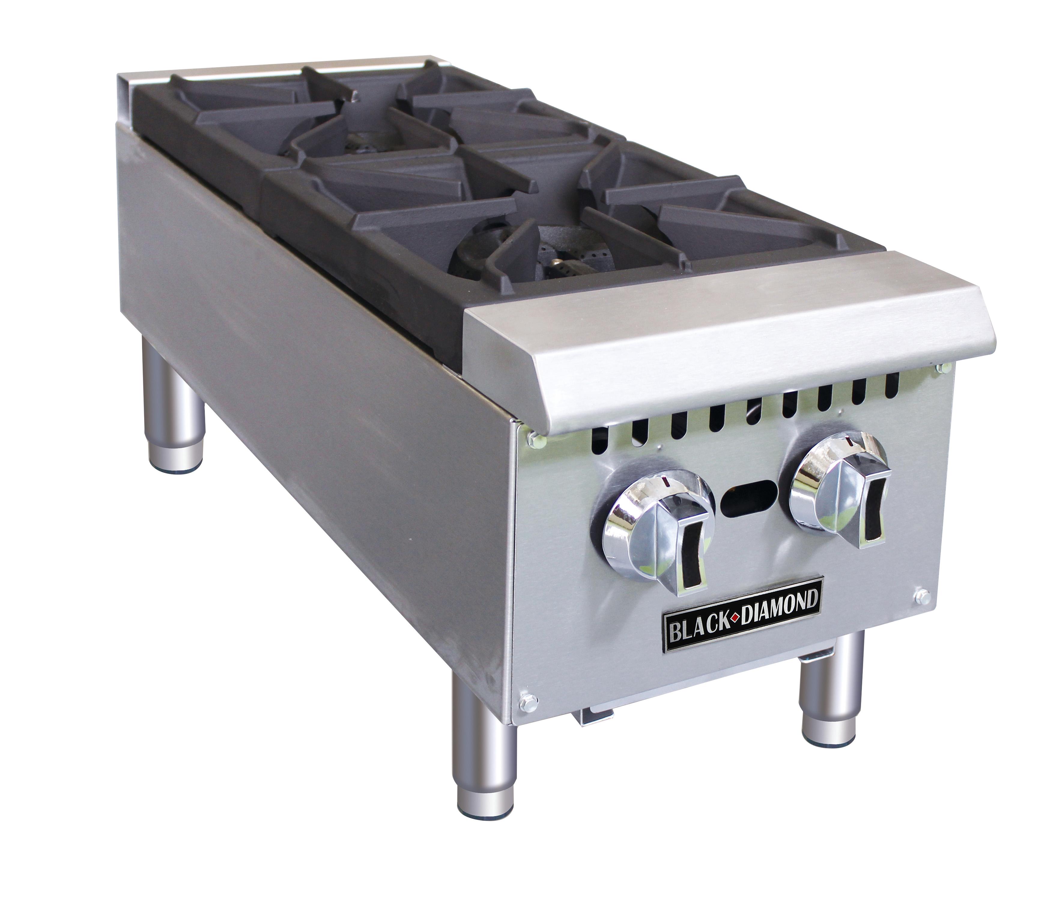 Adcraft (Admiral Craft Equipment) BDCTH-12 gas hotplate