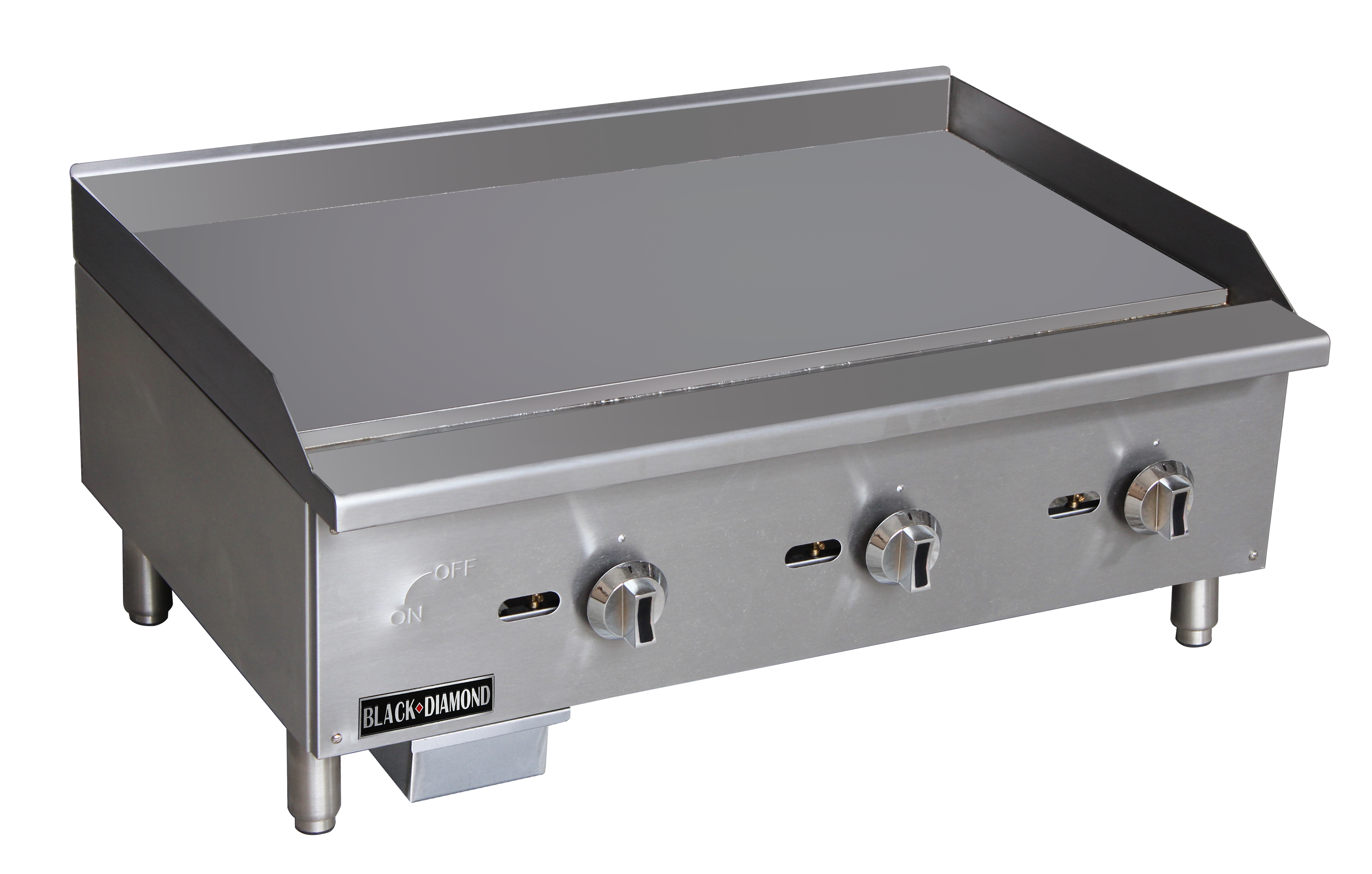 Admiral Craft BDECTG-36/NG gas griddle