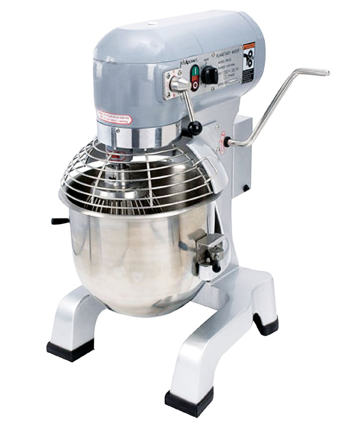 Admiral Craft BDPM-10 planetary mixer
