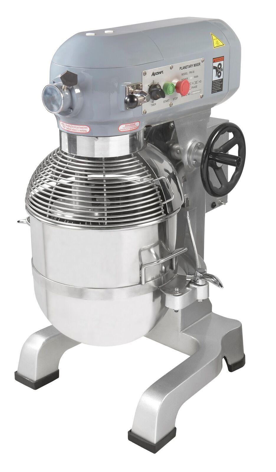 Admiral Craft BDPM-30 planetary mixer