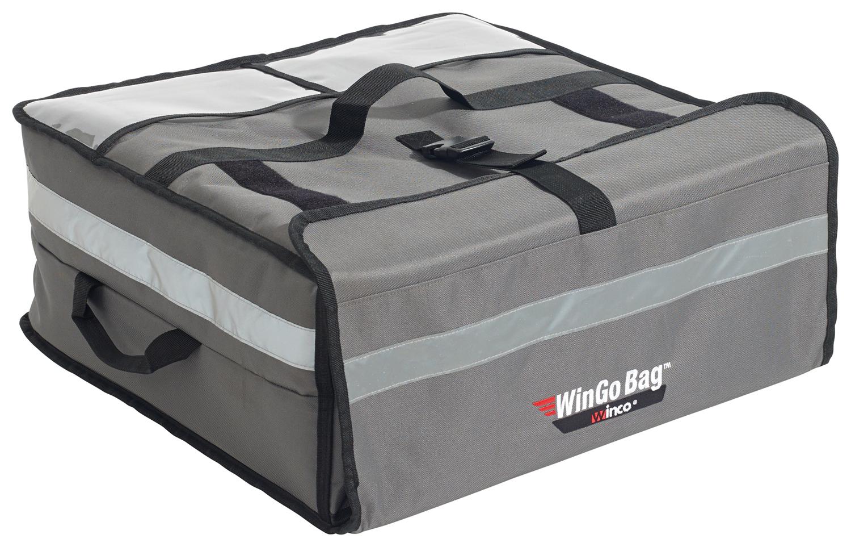 Winco BGPZ-1909 premium pizza bag