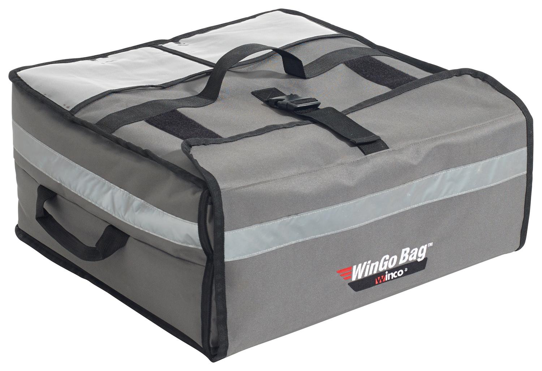Winco BGPZ-2109 premium pizza bag