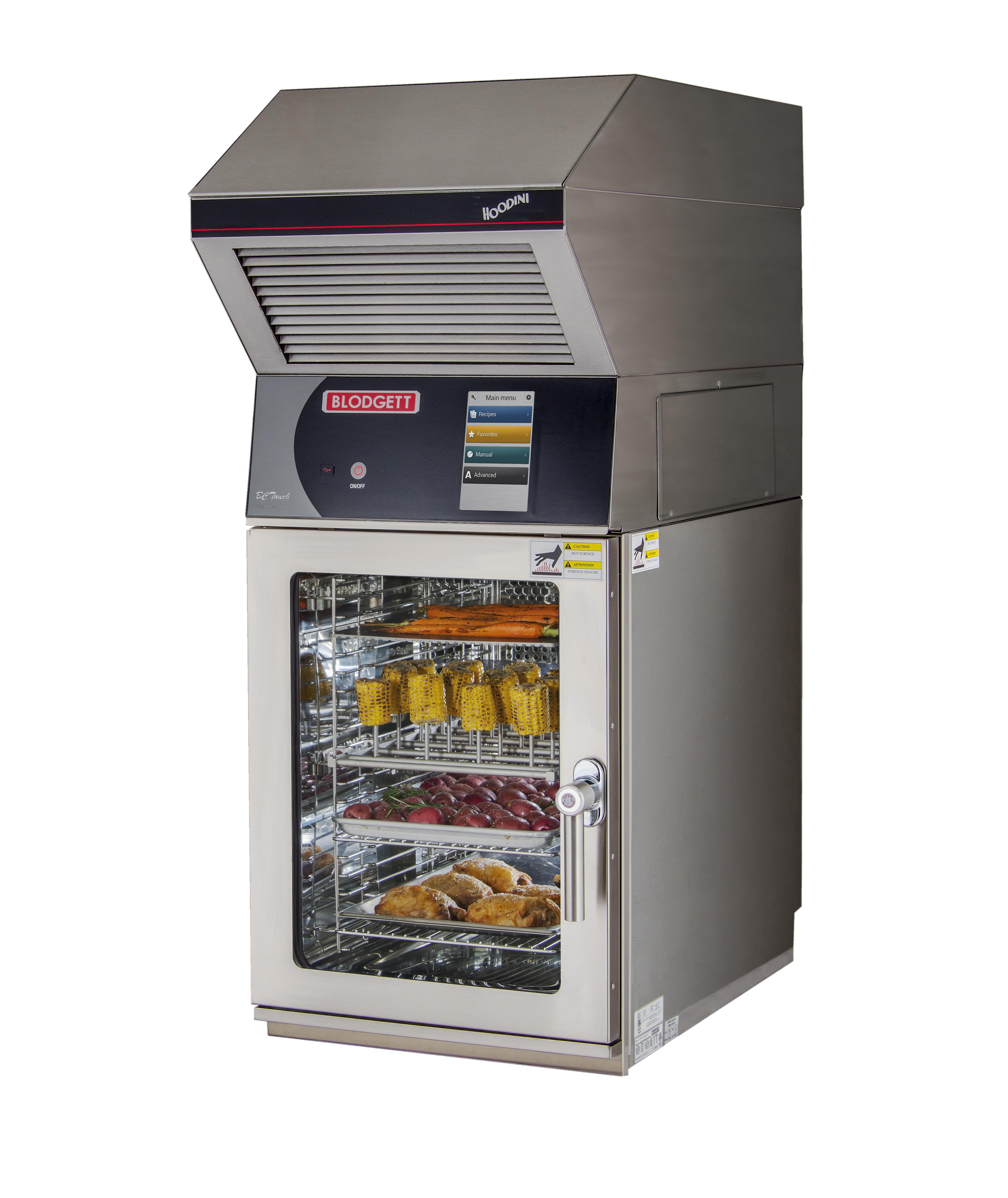 Blodgett BLCT-10E-H combi oven