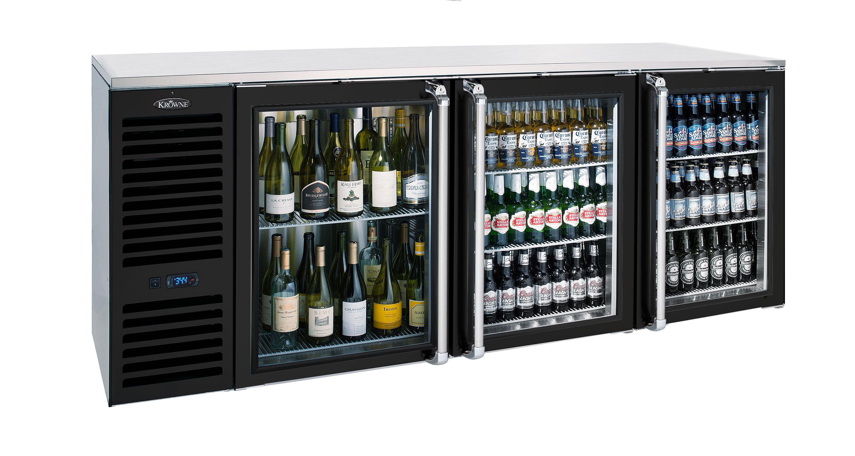 Krowne Metal BS84R-KSS refrigeration