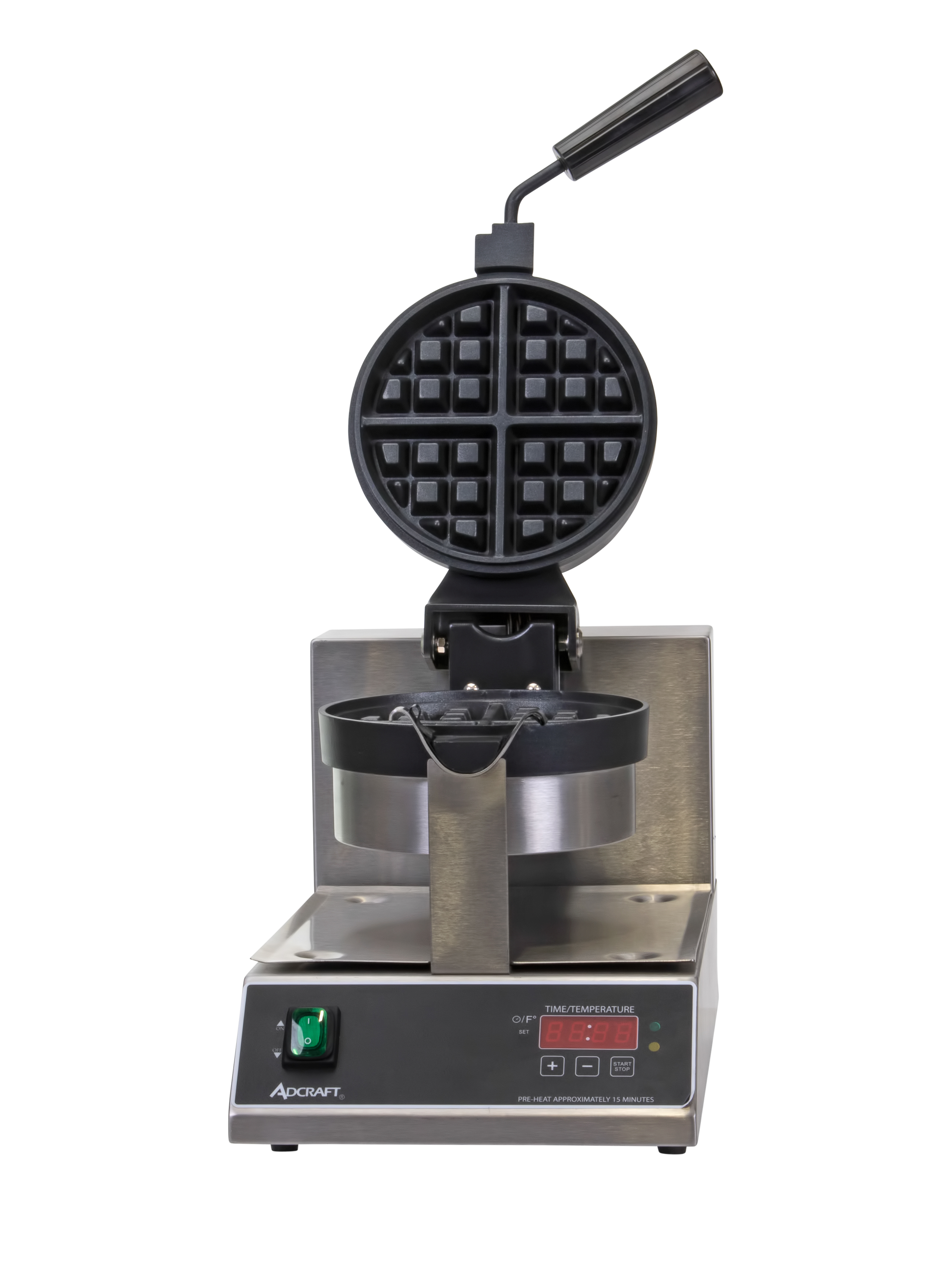 Admiral Craft BWM-7/R belgian waffle maker