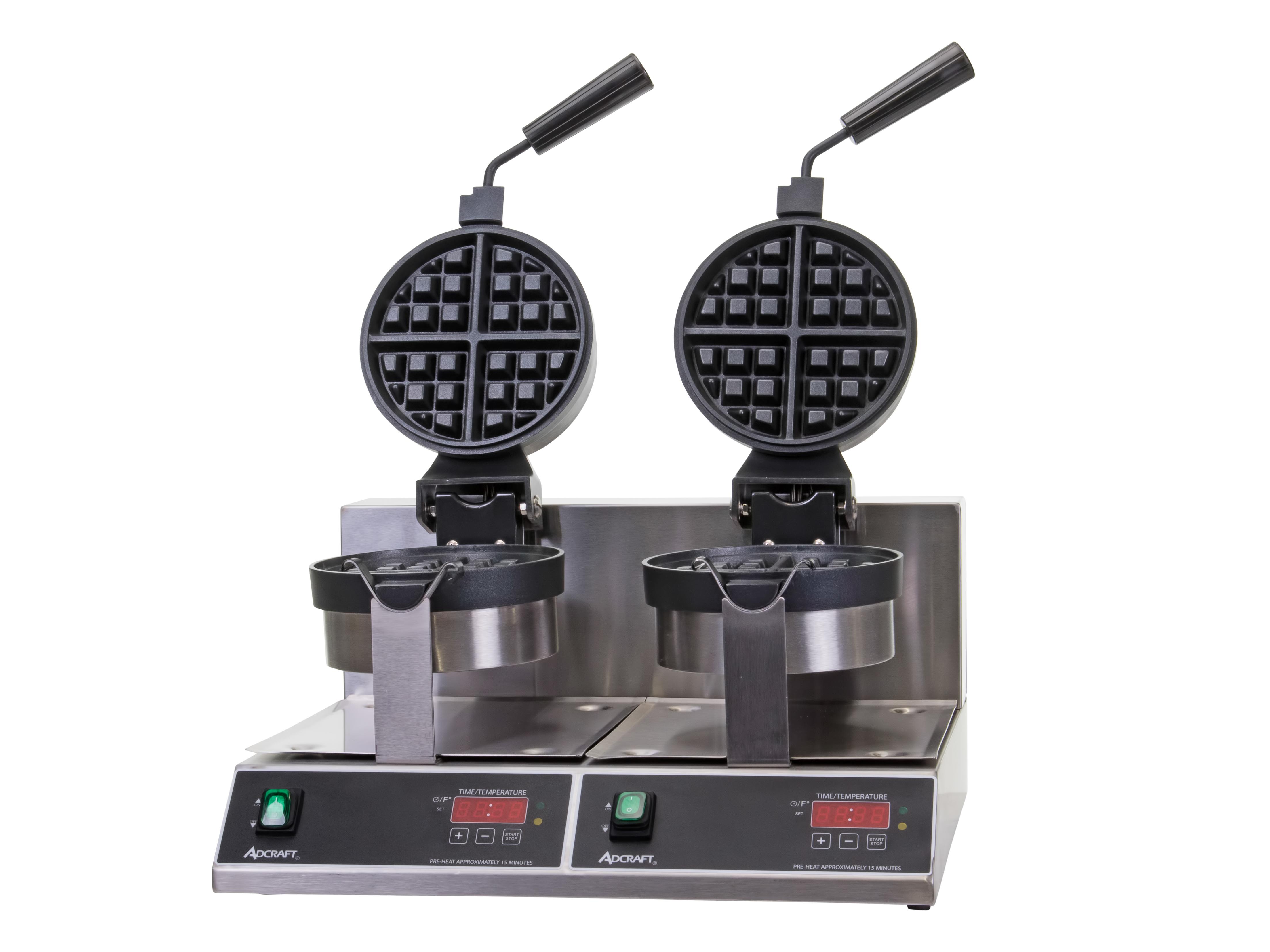 Admiral Craft BWM-7/R-2 belgian waffle maker
