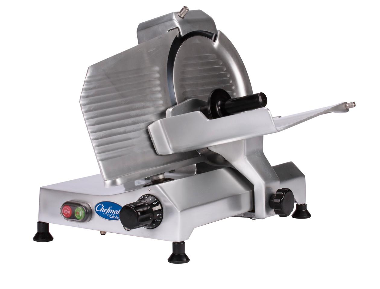 Globe C9 food slicer, electric