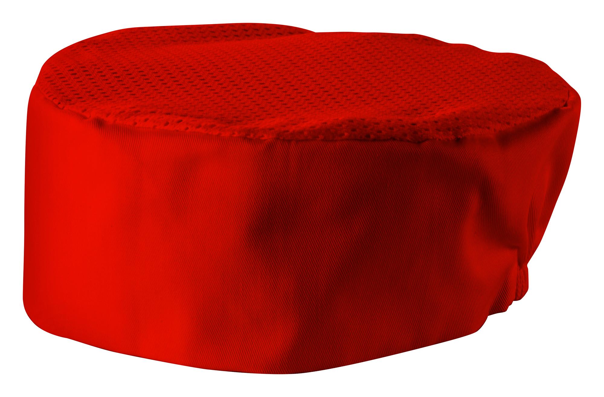 Winco CHPB-3RR ventilated pillbox hat