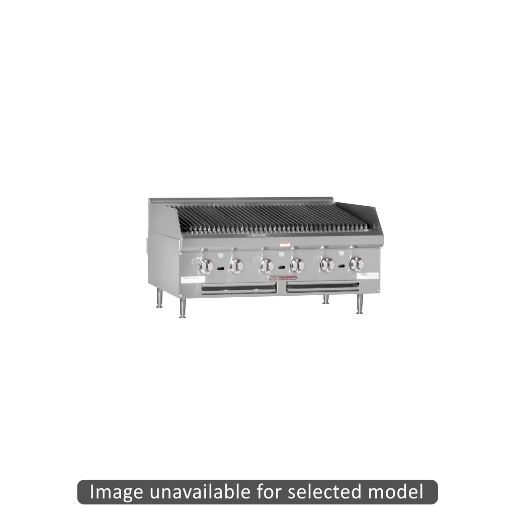 Southbend HDCl-30 heavy duty counterline charbroiler manual