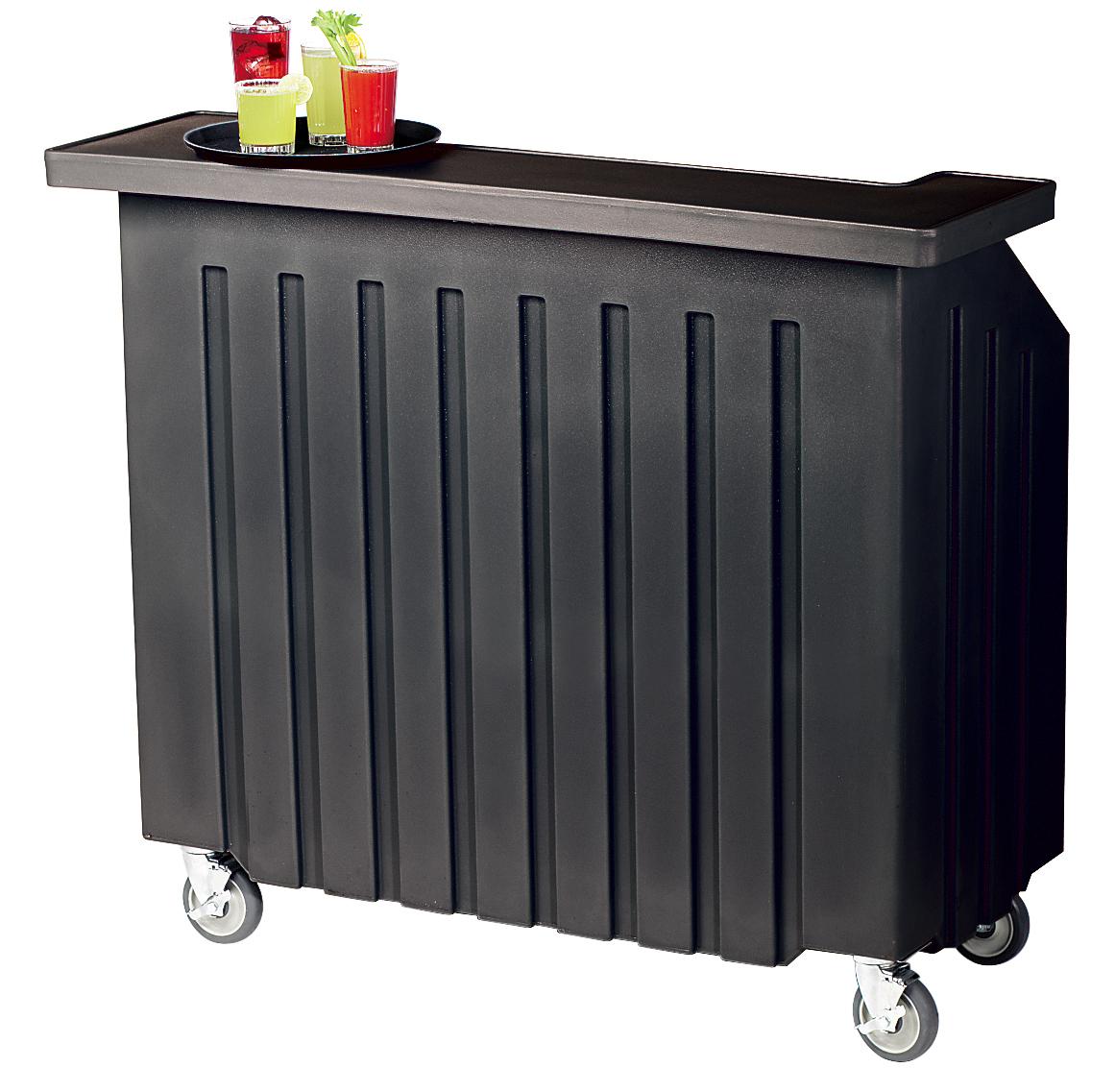 Cambro BAR540110 portable bar